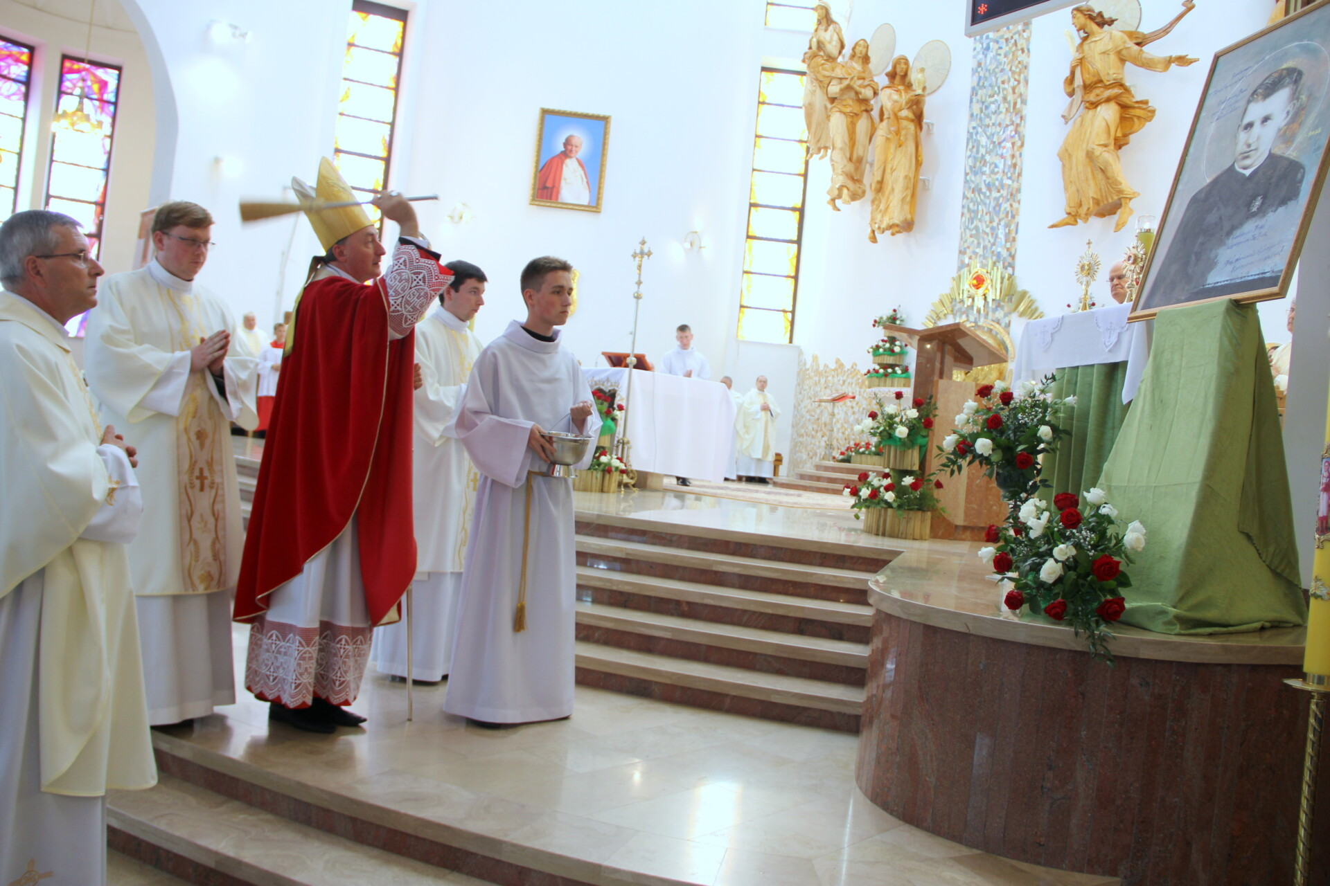 Parafia Rzymskokatolicka pw. Błogosławionej Karoliny w Tarnowie