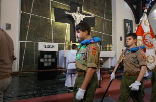 Kościół pod wezwaniem świętego Andrzeja Boboli w Londynie