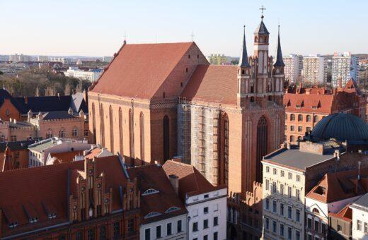 Kościół Wniebowzięcia NMP i bł. ks Stefana W. Frelichowskiego w Toruniu